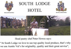 south-lodge-hotel-poster