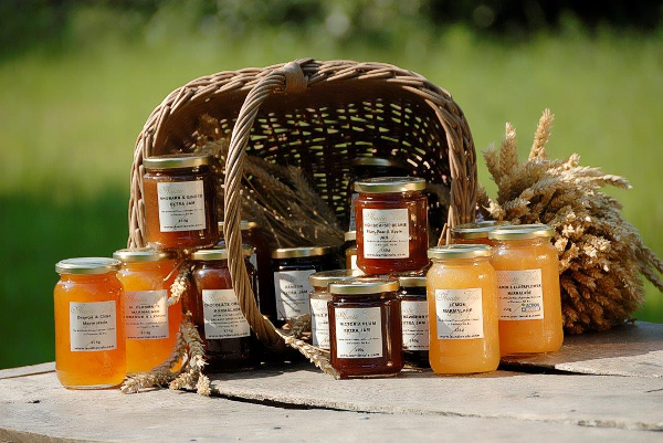 Auntie Vals Basket Products marmalade