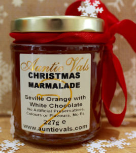 Auntie Vals Christmas Marmalade