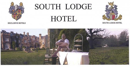 Auntie Vals Endorsements south lodge hotel poster no text