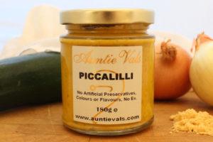 Auntie Vals Piccalilli
