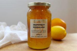 Auntie Vals grapefruit marmalade
