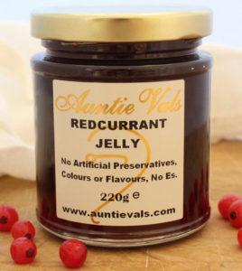 Auntie Vals redcurrant Jelly