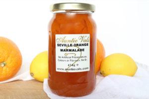Auntie Vals seville orange marmalade