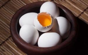 Auntie vals hints and tips egg yolks