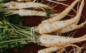 Auntie vals hints and tips parsnips