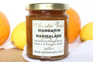 Auntie vals mandarin orange marmalade